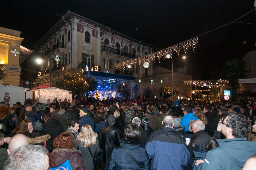 Foto Luigi Opatija, Grad Opatija, Festival Opatija, Doček 2018